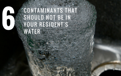 6 Residential Drinking Water Contaminants Hazards