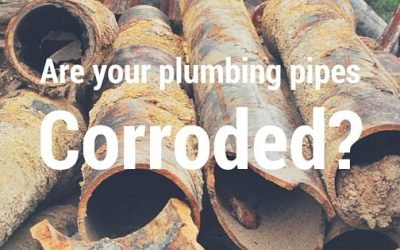 Corroded Plumbing Pipes are Ticking Time Bombs