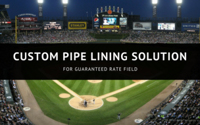 Recreating a Fit Underground: Lining the WYE Fitting at Guaranteed Rate Field