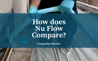 How Does the Nu Flow Pipe Restoration Process Compare to Competitors?