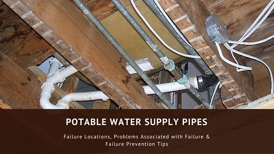 Behind the Wall: Potable Water Supply Pipes