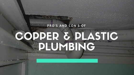 Two Common Types of Plumbing Pipes Used in Multi-Unit Residential Construction