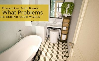 Why 'Out of Sight, Out of  Mind' Thinking Leads to Big Plumbing Problems