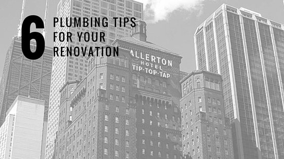 6 Plumbing Factors to Keep In Mind for Your Chicago Building Renovation