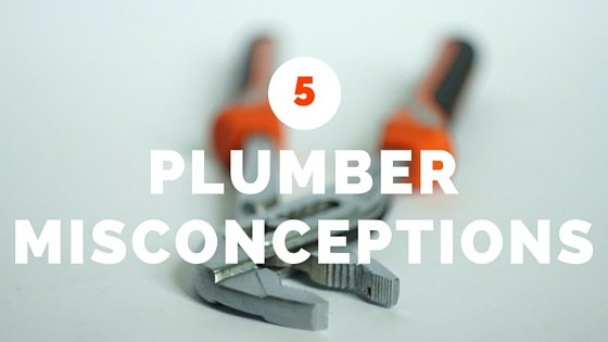 5 Misconceptions about Your Chicago Plumbing Contractor