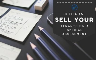 Property Manager Tips to Prepare Residents for Special Assessments