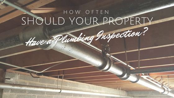 How Often Should You have a Commercial Plumbing Inspection?