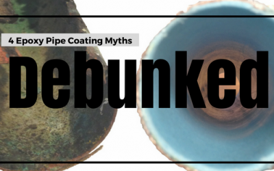 It's All About (the) Epoxy Pipe Coating, or Is it? 4 Myths Debunked