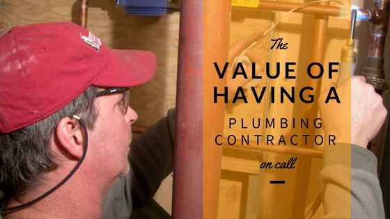 The Value of the Plumbing Contractor Property Manager Working Relationship