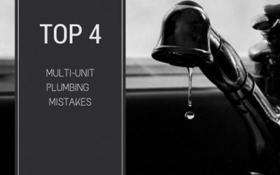Top 4 Multi-Unit Residential Plumbing Mistakes