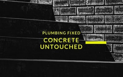 Pipe Lining Pipes in Concrete: A Less Invasive Solution