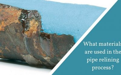 The Materials Used in the Pipe Relining Process