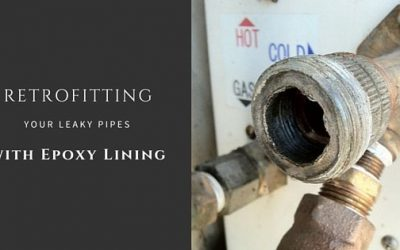 Pipe Retrofitting Solution for Leaky Pipes