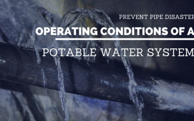 3 Operating Conditions of a Potable Water System