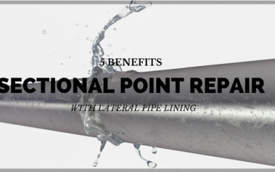 5 Reasons To Choose Sectional Point Repair for Your Chicago Facility Plumbing Pipes