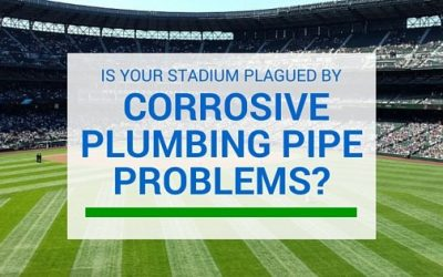 A Facility Managers Answer to Stadium Plumbing Pipe Problems