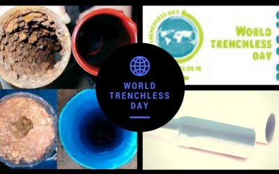 Join Us in Celebrating the First Ever World Trenchless Day on September 22, 2016