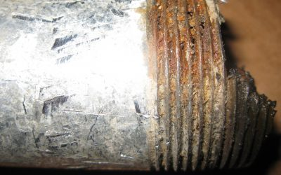 The Main Causes that Lead to Rust and Corrosion in Your Building Plumbing System