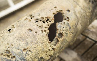 2 Types of Corrosion that Occur in Industrial Piping Systems