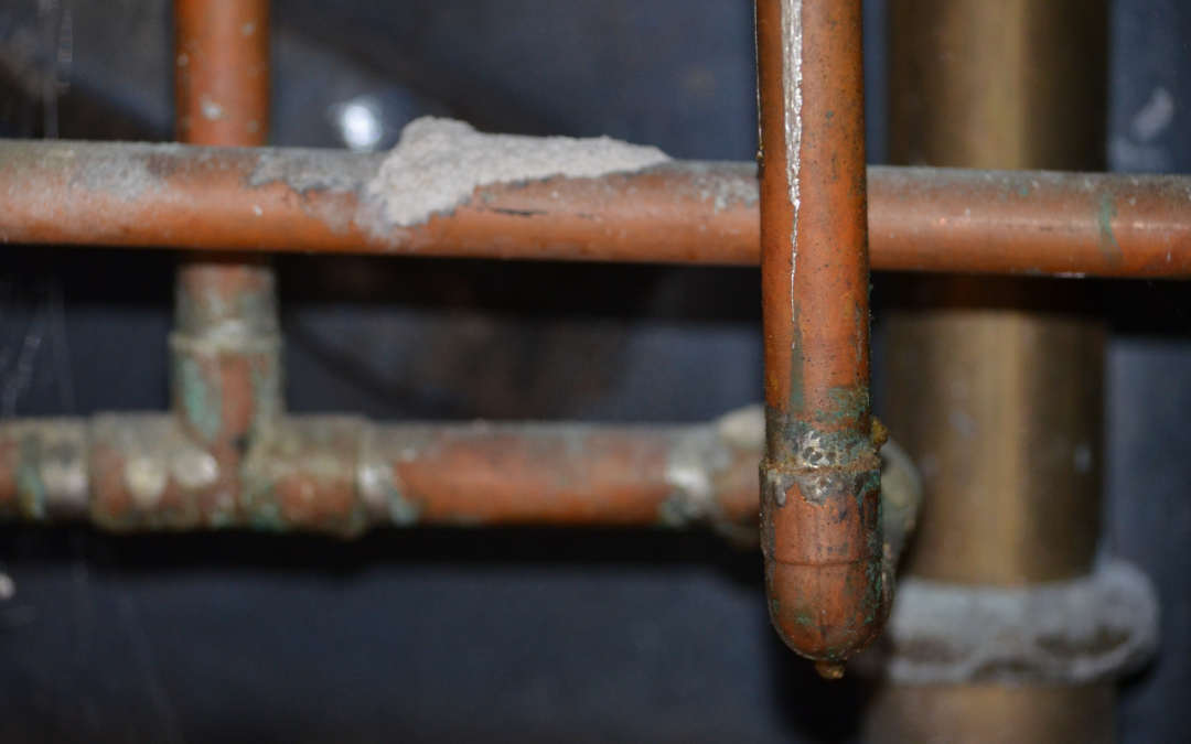 2 Reasons Why Copper Pipes Might Need to Be Epoxy Lined
